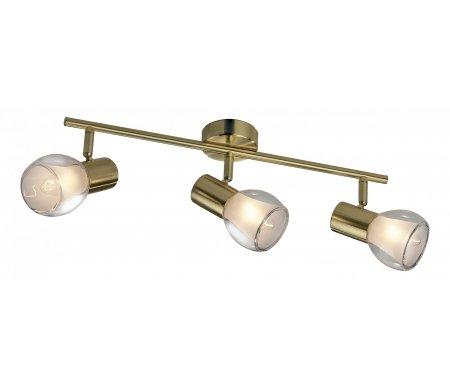 Спот Moss 2176/3WПотолочные споты<br>поворотный светильник<br>