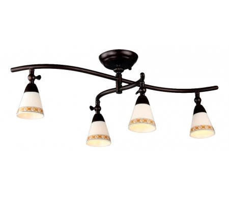 Спот Spot 1 ECO001-04-RПотолочные споты<br>способ крепления светильника к потолку – на монтажной пластине,<br>