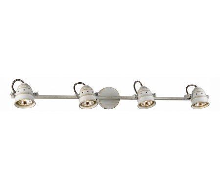 Спот Веймар CL537542Потолочные споты<br>способ крепления светильника к потолку и стене - на монтажной пластине,<br>
