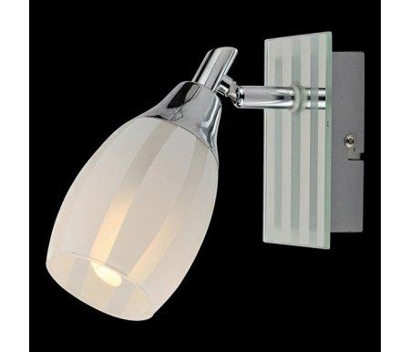 Спот 20129/1 хромСпоты<br>поворотный светильник<br>