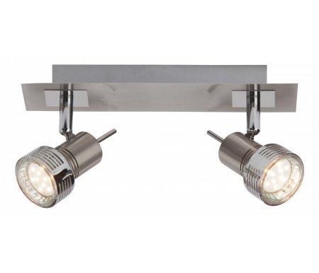 Спот Kassandra G34729/77Споты<br>способ крепления светильника к потолку и стене – на монтажной пластине,<br>