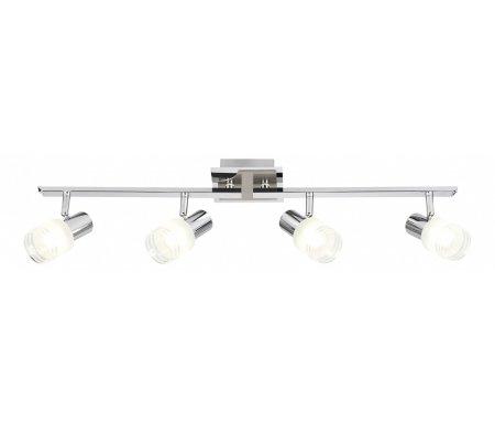 Спот Lea G32432/77Споты<br>способ крепления светильника к потолку и стене – на монтажной пластине,<br>
