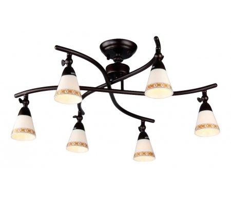Спот Spot 1 ECO001-06-RСпоты<br>способ крепления светильника к потолку – на монтажной пластине,<br>