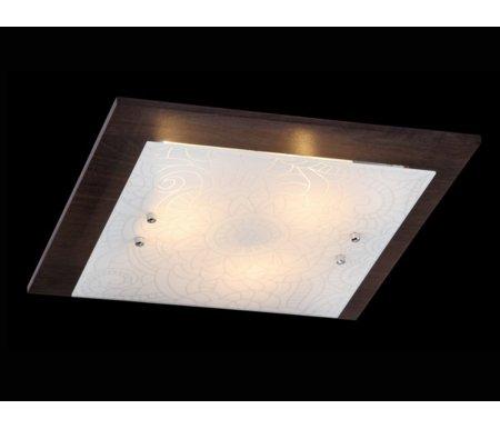 Накладной светильник Geometry 3 CL812-03-RНакладные светильники<br>провод электропитания с вилкой без заземления<br>