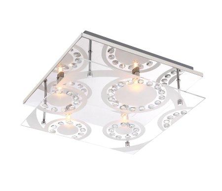 Накладной светильник Dianne 48690-4Настенно-потолочные светильники<br><br>
