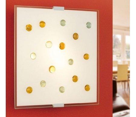Настенный светильник Eglo Santiago 87311Настенные светильники<br><br>