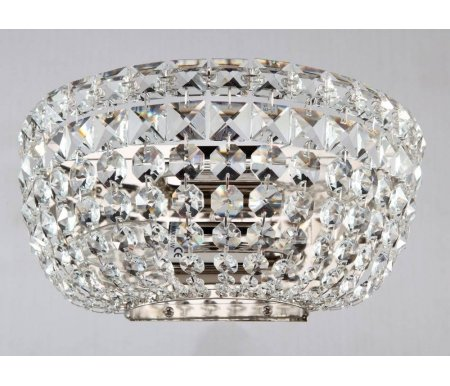 Настенный светильник Maytoni Basfor C100-WB1-NНастенные светильники<br><br>