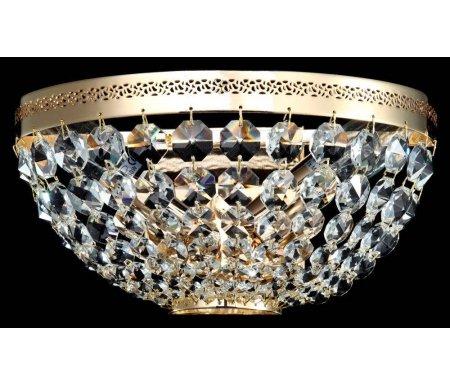 Настенный светильник Maytoni Ottilia P700-WB1-GНастенные светильники<br><br>