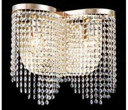 Настенный светильник Maytoni Toils DIA600-02-GНастенные светильники<br><br>