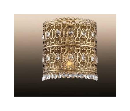 Настенный светильник Odeon Salona 2641/1WBНастенные светильники<br><br>