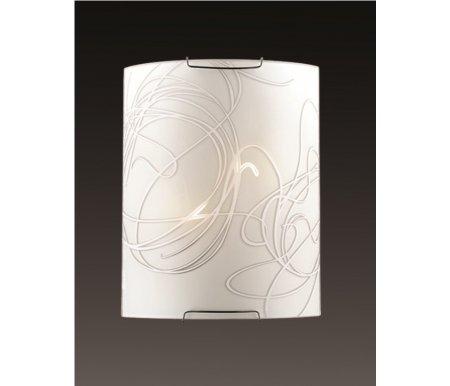 Настенный светильник Sonex Molano 1643Настенные светильники<br><br>