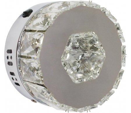 Настенный светильник Kink Light Тор-Кристалл 08608(3000-6000K) фото