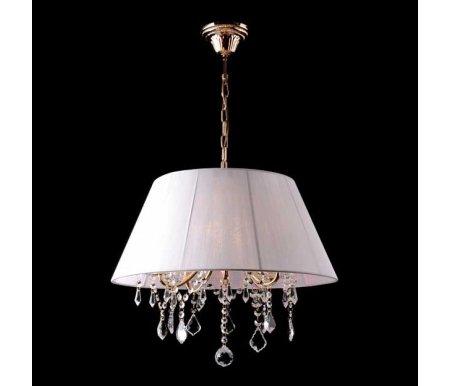 Подвесной светильник 3125/5 золото/белый StrotskisПодвесные светильники<br><br>