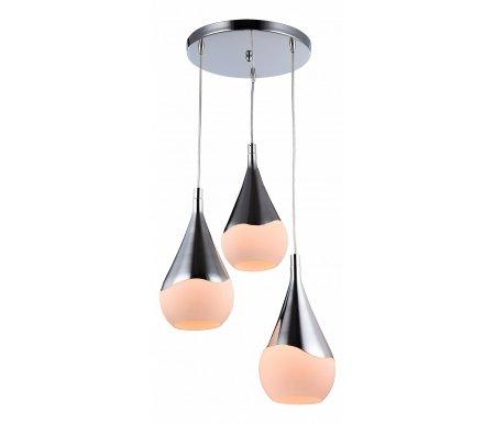 Подвесной светильник Icederg F014-33-NПодвесные светильники<br>способ крепления светильника к потолку – на монтажной пластине<br>