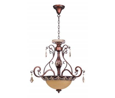 Подвесной светильник Лоренцо 3 621011003Подвесные светильники<br>способ крепления светильника к потолку – на крюке,<br>