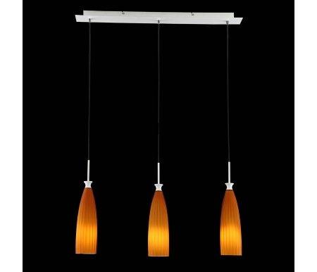 Подвесной светильник Maytoni Toot F701-03-RПодвесные светильники<br><br>
