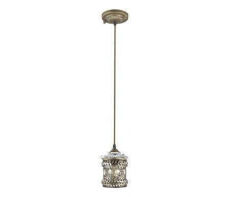 Подвесной светильник Zafran 2838/1Подвесные светильники<br>способ крепления светильника на потолке - на монтажной пластине,<br>