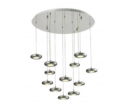 Подвесной светодиодный светильник ST Luce Faretto SL872.103.12Свет<br><br>