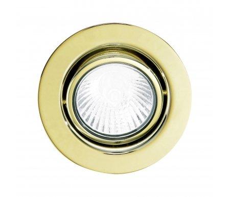 Комплект из 3 встраиваемых светильников Einbauspot 87378Потолочные светильники<br>поворотные светильники<br>