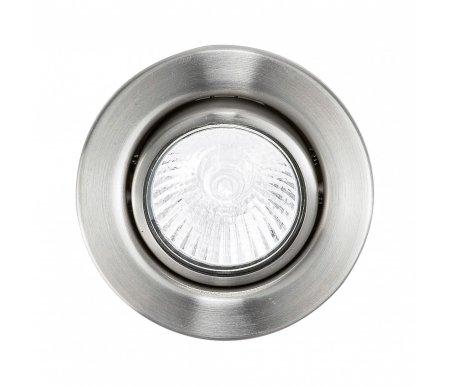 Комплект из 3 встраиваемых светильников Einbauspot 87381Потолочные светильники<br>поворотные светильники<br>
