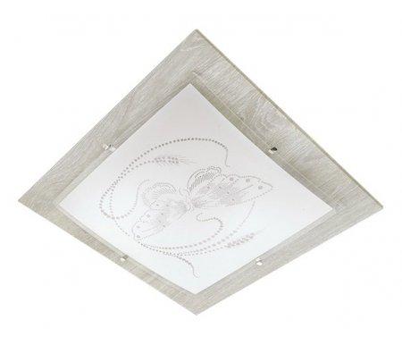 Накладной светильник 2962/3 хром/серыйПотолочные светильники<br><br>