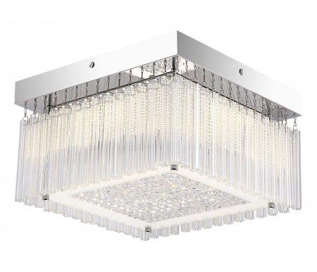 Накладной светильник Heidir 49348Потолочные светильники<br>способ крепления светильника к потолку - на монтажной пластине<br>
