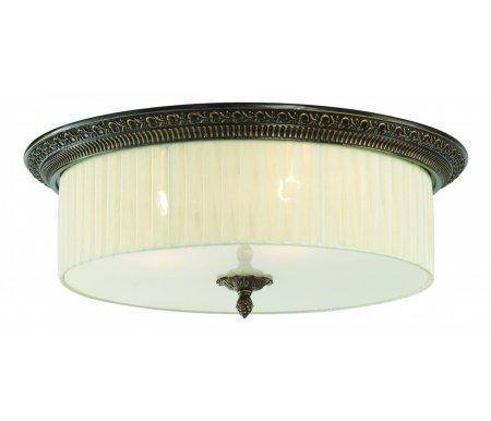 Накладной светильник Vincitore SL134.402.03Потолочные светильники<br>способ крепления светильника к потолку – на монтажной пластине<br>
