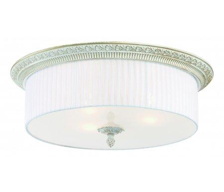 Накладной светильник Vincitore SL134.502.03Свет<br>способ крепления светильника к потолку – на монтажной пластине<br>