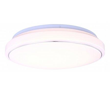 Накладной светильник Picus 41658Светодиодные светильники<br>способ крепления светильника к потолку - на монтажной пластине<br>