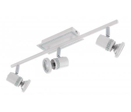 Спот Bonares 94284Светодиодные светильники<br>способ крепления светильника к потолку и стене - на монтажной пластине,<br>