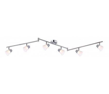 Спот Teika 56185-6Светодиодные светильники<br>поворотный светильник<br>