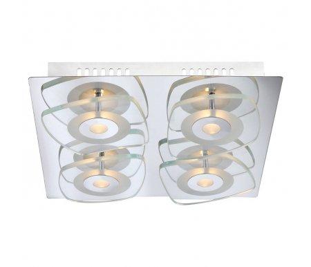 Светодиодный светильник Globo Zarima 41710-4Светодиодные светильники<br><br>