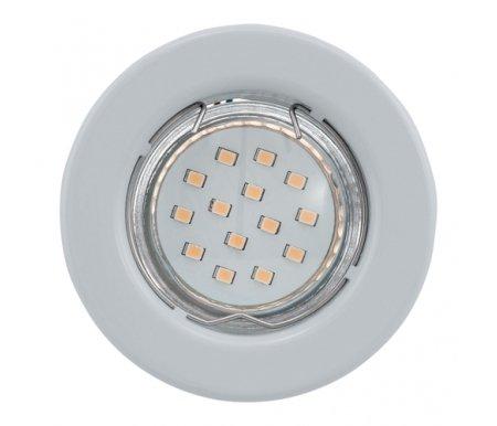 Встраиваемый светильник Eglo Igoa 93223Встраиваемые точечные светильники<br><br>