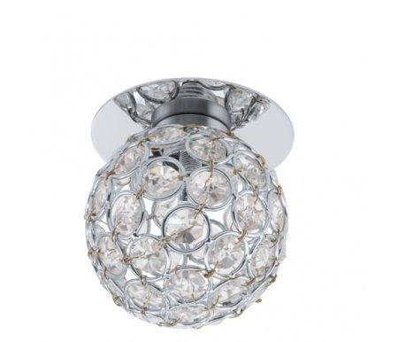 Встраиваемый светильник Eglo Tortoli 92683Встраиваемые точечные светильники<br><br>