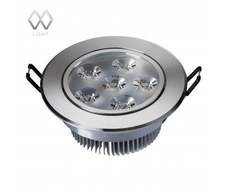 Купить со скидкой Встраиваемый светильник MW-Light