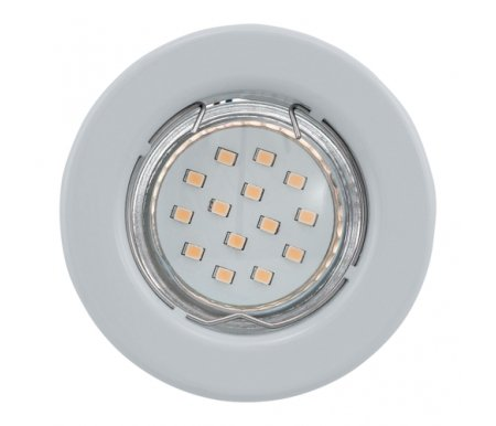 Встраиваемый светильник (в комплекте 3 шт.) Eglo Igoa 93227Встраиваемые точечные светильники<br><br>