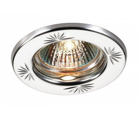 Встраиваемый светильник Classic 369706Точечные светильники<br>возможна установка лампы GX5.3 (MR-16) на 12 В с подключением через трансформатор 12 В<br>