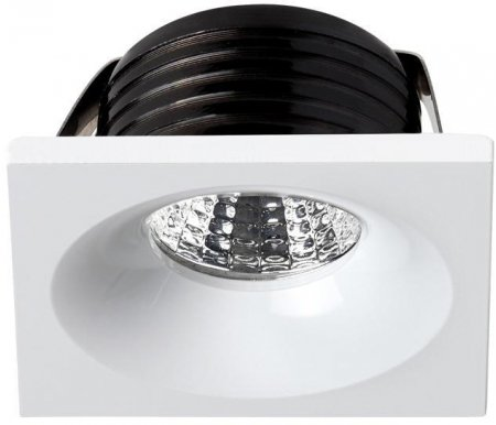 Купить Встраиваемый светильник Novotech, Dot 357701, 606449
