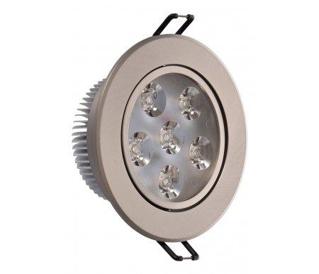Встраиваемый светильник Круз 637013006Точечные светильники<br>поворотный светильник<br>