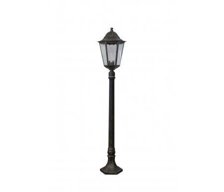 Купить со скидкой Наземный высокий светильник Feron