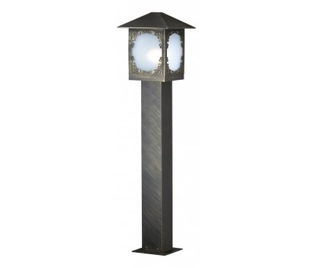 Наземный высокий светильник Visma 2747/1AФонарные столбы<br>способ крепления светильника – на монтажной пластине,<br>