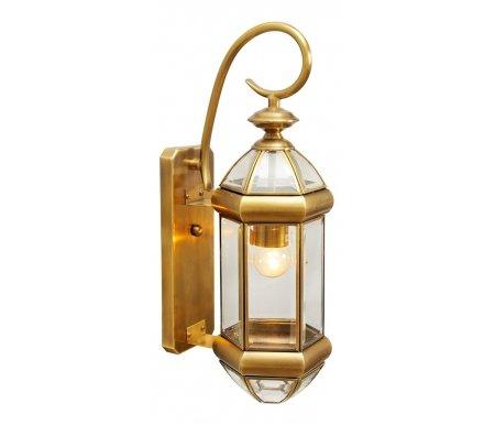 Светильник на штанге Мидос 802020401Настенные светильники<br>стиль Тиффани<br>