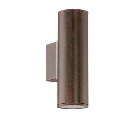 Светильник на штанге Riga 94105Настенные светильники<br>способ крепления светильника на стене – на монтажной пластине,<br>