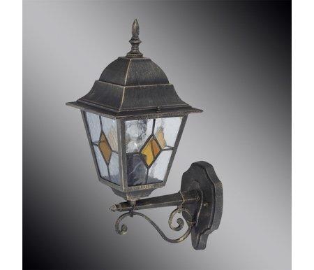 Уличный настенный светильник Brilliant Jason 43881/86Настенные светильники<br><br>