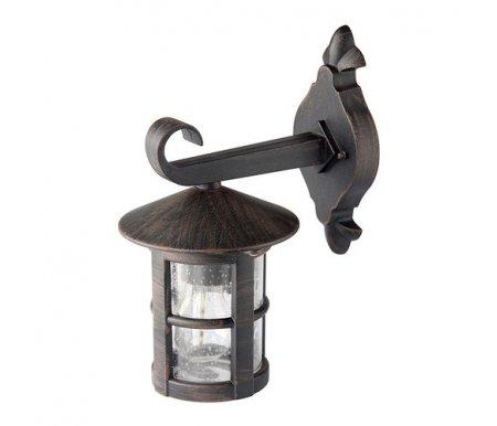 Уличный настенный светильник Brilliant Jordy 45582/60Настенные светильники<br><br>
