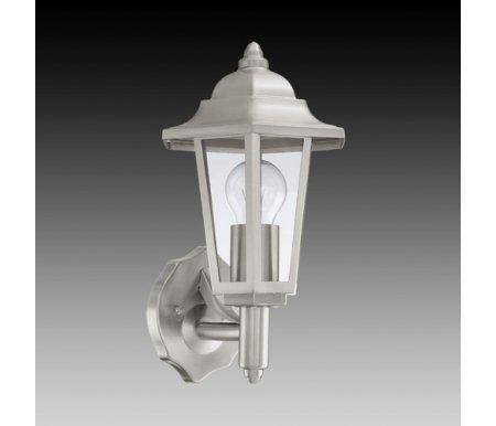 Уличный настенный светильник Eglo Cerva 92151Настенные светильники<br><br>