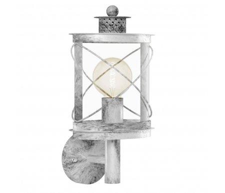 Уличный настенный светильник Eglo Hilburn 1 94865Настенные светильники<br><br>