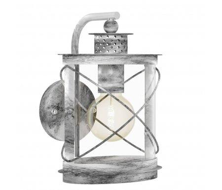 Купить Уличный настенный светильник Eglo, Eglo Hilburn 1 94866, Австрия