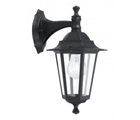 Уличный настенный светильник Eglo Laterna 4 22467Настенные светильники<br><br>
