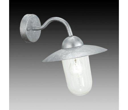 Уличный настенный светильник Eglo Milton 88489Настенные светильники<br><br>